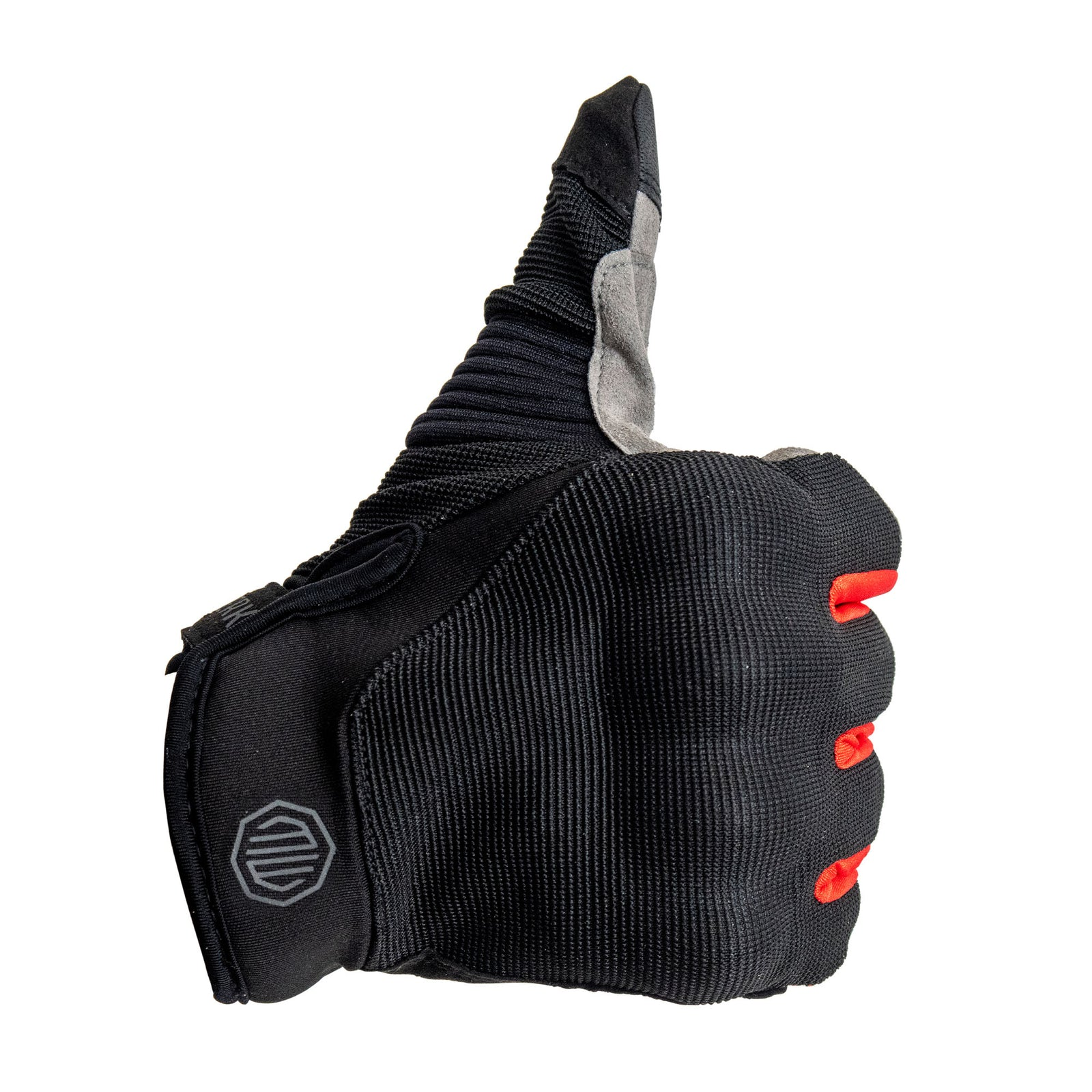 Mw Urban Gloves Black/Red