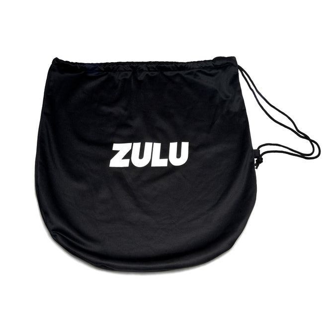 Zulu Lycra Helmet Bag Black