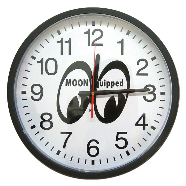 Moon Eyes Giant Wall Clock