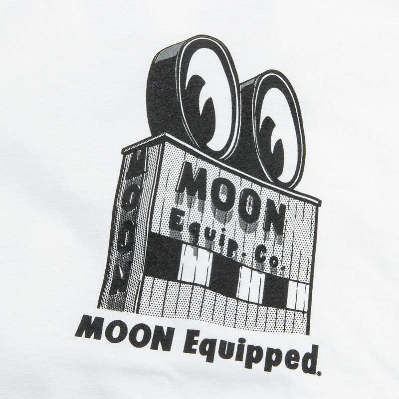 MOON Equip. Co. Sign T-shirt