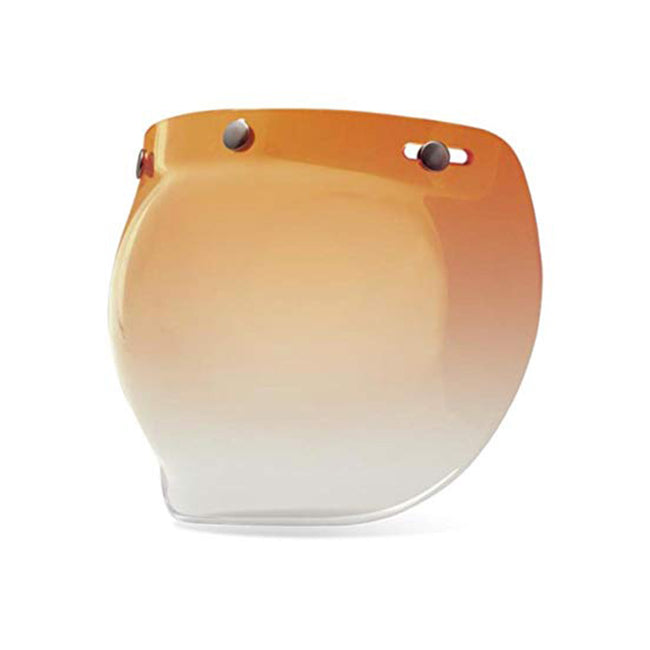 Motorwerks Bubble Shield Orange Gradient