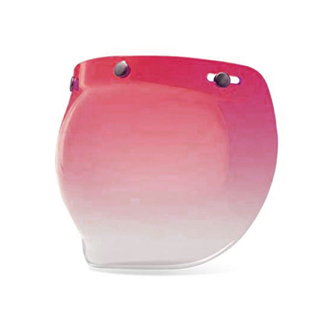 Motorwerks Bubble Shield Pink Gradient