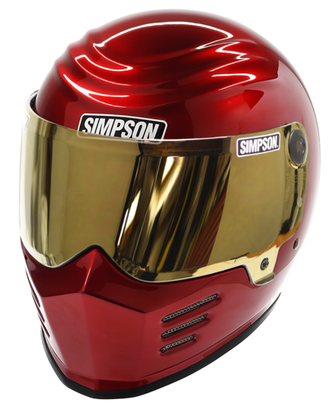 Simpson Outlaw Bandit Red