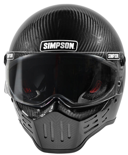 Simpson M30 Gloss Carbon
