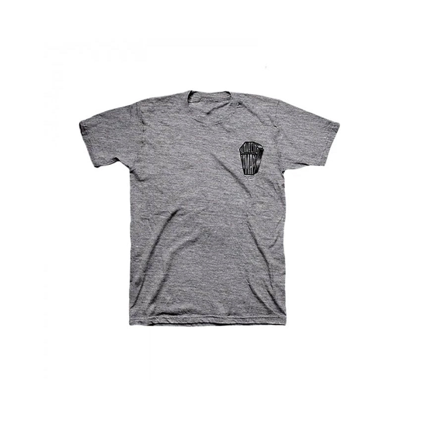 Suavecito Coffin T-Shirt Grey
