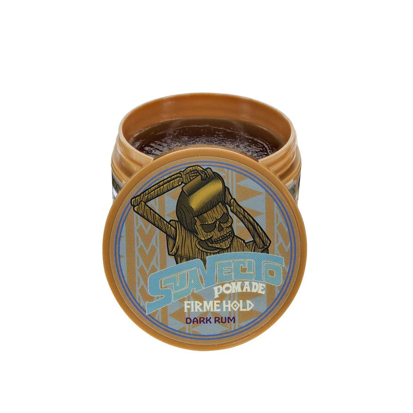 Suavecito Firme Hold Summer Pomade 2019 Dark Rum