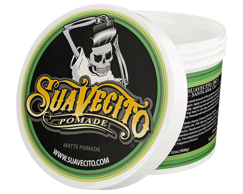 Suavecito Premium Blend Eucalyptus & Tea Tree Aftershave Balm 4oz