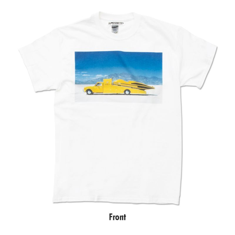 MOON Salt Flat Pic. T-shirt