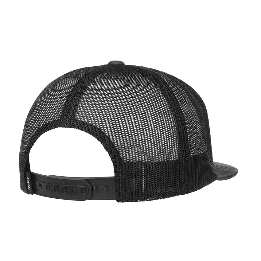 Loser Machine Wings Trucker Black