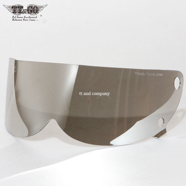 TT&Co Mad Massk Shield Visor Mirror