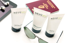 neuu travel gift set that is one of the wonderful christmas gift ideas for the man in your life