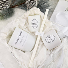 O&C Luxury Matte White Gift Set