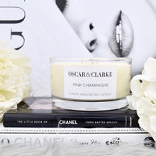 50cl Clear Signature Candle