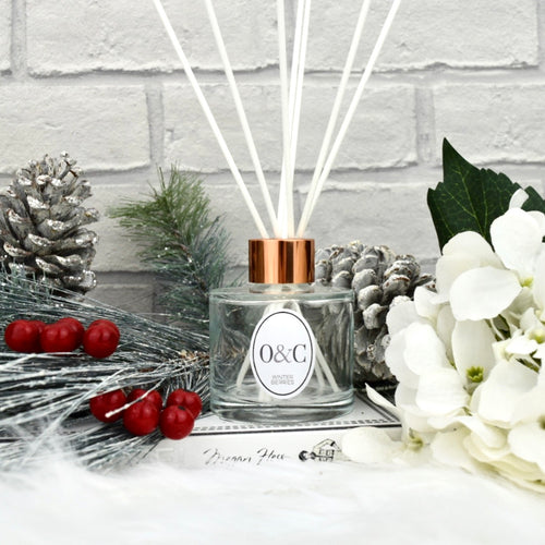 NEW 100ml Winter Spice Reed Diffuser