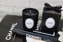 9cl Matte Black Signature Candle