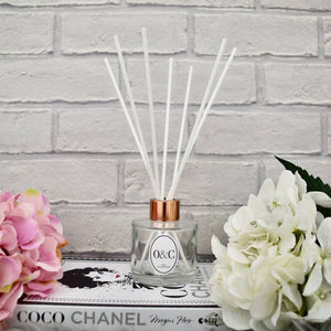 100ml Pink Champagne Reed Diffuser