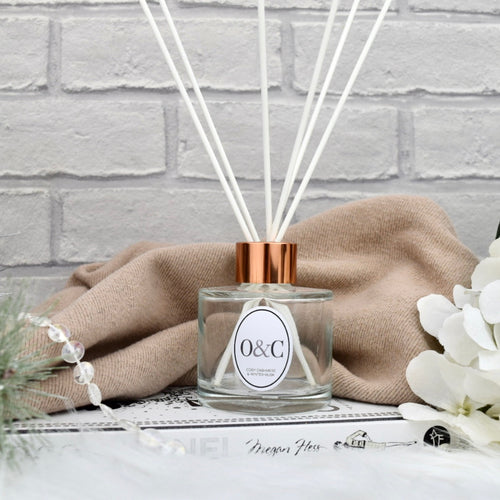 NEW 100ml Cosy Cashmere & Winter Musk Reed Diffuser
