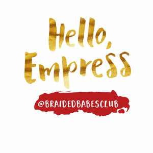 December's Theme #Empress: what's the story behind the theme?