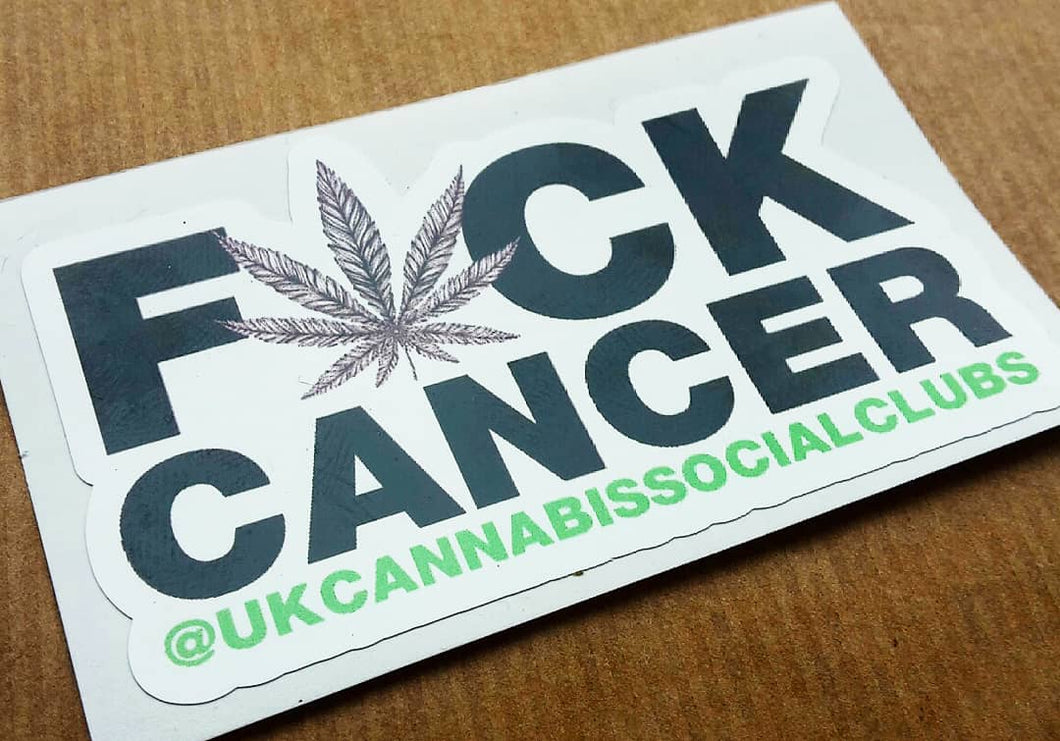 UKCSC Sticker Slaps