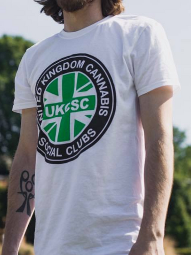 UKCSC Logo Tee - out of stock