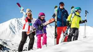 Equipment Guide for Skiing Novice