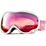 HB167-Adult-Ski Snowboard Goggles (More Cheaper on Amazon) - Snowledge