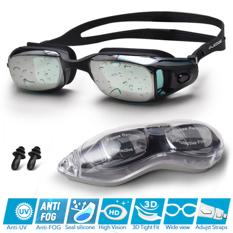 Snowledge Adult/Kids-Swim Swimming Goggles (More Cheaper on Amazon) - Snowledge