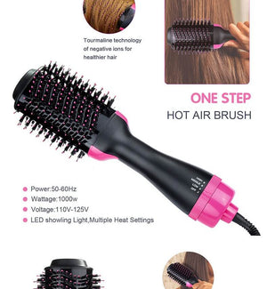 One Step 2 in 1 Hair Dryer and Styler