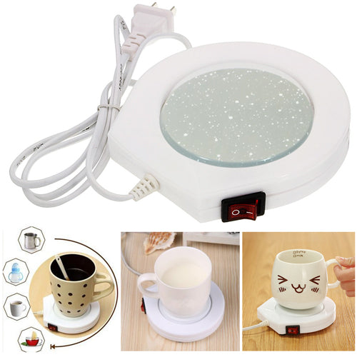 Buy 1 Take 1 FREE on Electronic Cup Warmer!