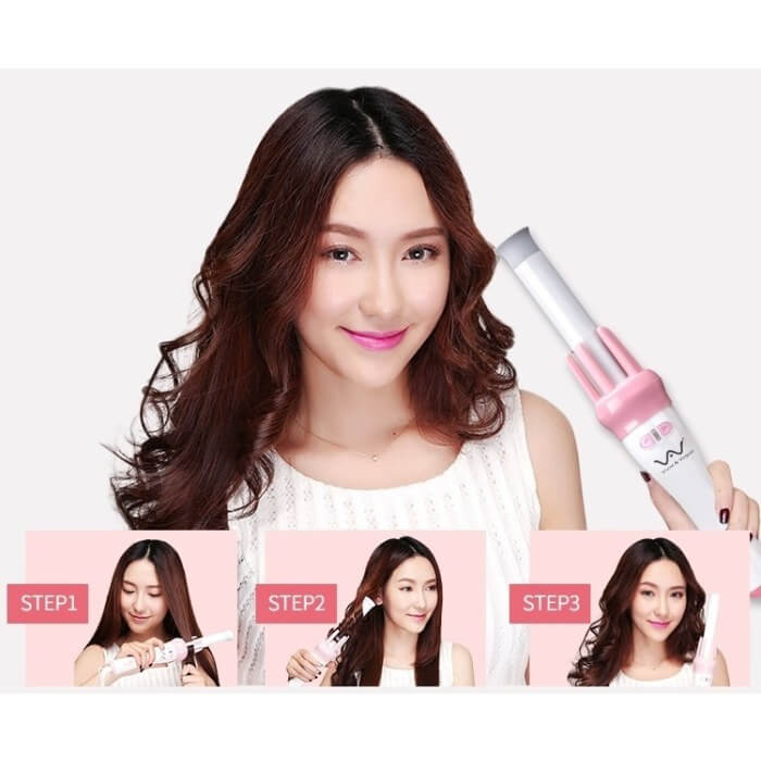 VNV Hair Curler @ 60% OFF plus FREEBIES!!