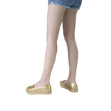 Melissa Women's golden jelly sandals