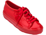Melissa Women's red sneakers