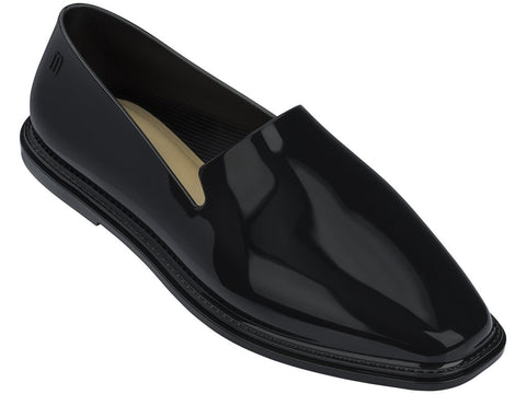 Melissa Women's black jelly flats