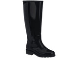 Melissa Women's black long boots