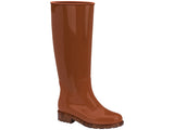 Melissa Women's brown long boots
