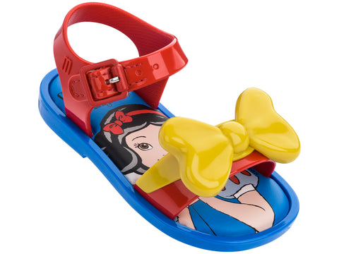 Melissa Mini Mar Sandal + Snow White BB