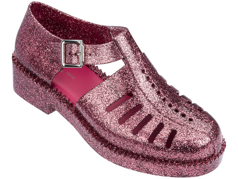 Melissa Women's purple jelly sandals