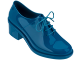 Melissa Women's blue jelly closed shoes