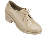 Melissa Women's beige jelly closed shoes