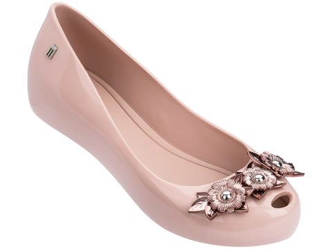 Melissa Ultragirl Flower Chrome Me