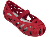 Mini Melissa Kid's red flats