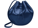 Melissa Women's blue jelly sac bag