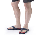 Ventolation breathable lightweight beach water flipflop