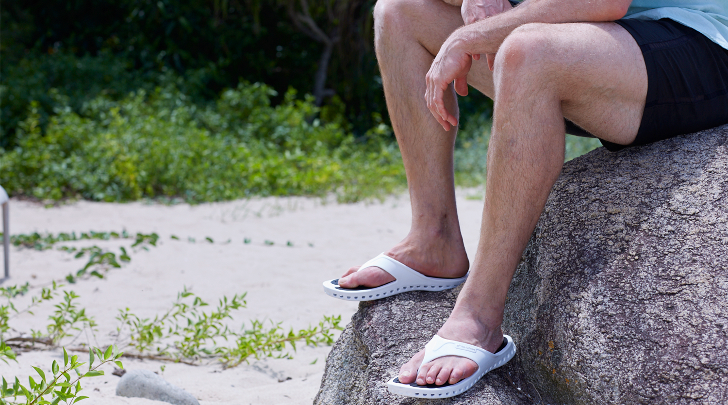 sand free footwear for adults