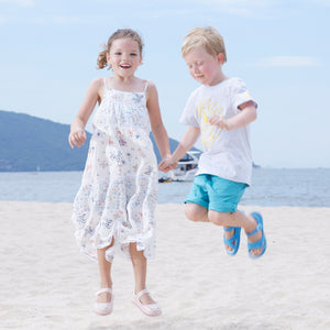 ventolation sand free shoes for kids