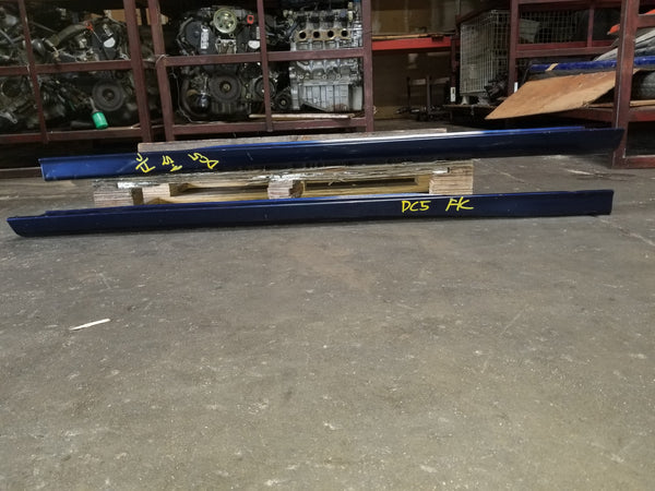 2002-2006 Honda Rsx Dc5 Oem Side skirts $120