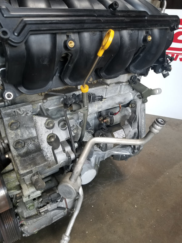 07 12 NISSAN SENTRA 2.0L TWIN CAM 4CYL 16-VALVE ENGINE JDM MR20DE