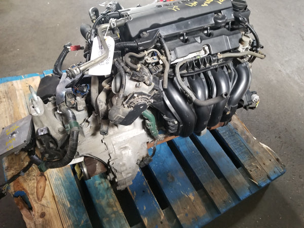 2006-2011 Honda Civic 1.8L SOHC VTEC Engine Only JDM R18A r18a1