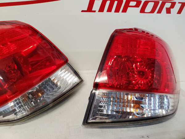 JDM SUBARU LEGACY OUTBACK PAIR LEFT & RIGHT 2010-2014 TAIL LIGHTS