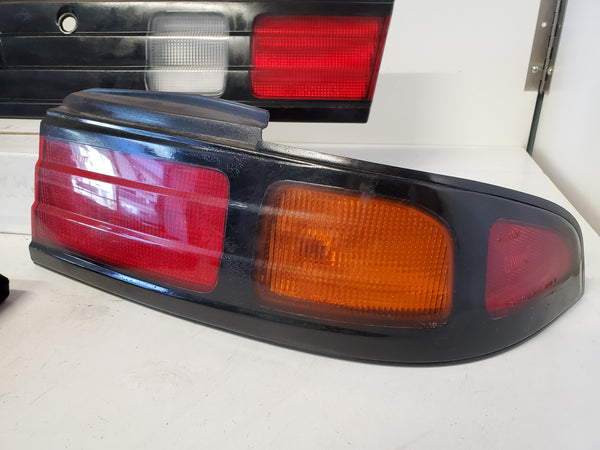 95-98 Nissan 240SX Silvia Kouki Brake Tail Light S14 OEM Set